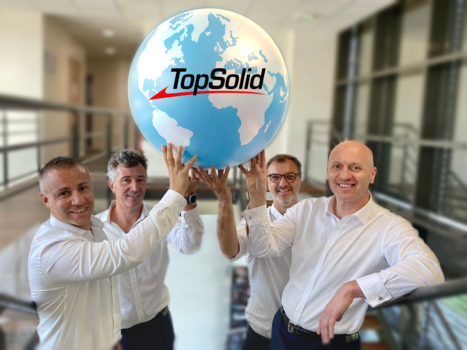TopSolid'International Team